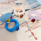 Vintage Retro Resin Ring Women Acrylic Ring Party Jewelry Resin Acrylic Ring Uk