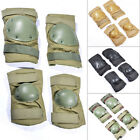 Outdoor Tactical Elbow Knee Pads Game War Paintball Sports Protection Hot Sale