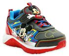 MICKEY MOUSE DISNEY Light-Up Athletic Shoes Sneakers Toddler's Size 7  38 NWT