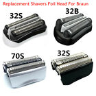 Replacement Shavers Foil Cassette Head For Braun 70S 70B 32S 32B Series 7 / 3