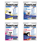 FRONTLINE Spot On - Flea, Tick and Lice Remedy for Dogs
