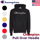 Champion GF68 Pullover Hoodie Embroidered Eco Fleece Active Sweatshirt