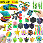 Fidget Toys Set Kit Sensory Tools Bundle Stress Relief Hand Kids Adults ADHD Toy