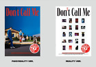 SHINEE - [DON'T CALL ME] 7th Album PHOTOBOOK Version CD+Poster+Photobook+Gift