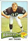 1975 Topps Football Cards 104-204 +Rookies (A0254) - You Pick - 10+ FREE SHIP
