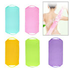 Adults Shower Bath Back Scrubber Cleaning Towel Double Side Scrubbing Strap