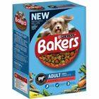 Bakers Adult Complete Dog Food - 1.2kg Box - 2 Flavours