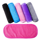 Reusable Eraser Make-up Remover Towels Make Up Cleaning Towel Fibre Cloth