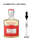 Creed Samples for Men, Travel Size Colognes, 100% Authentic, Choose Size & Scent photo