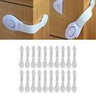 5Pcs/20pcs Creative Baby Safety Lock Drawer Door Toilet Cabinet Safety Locks