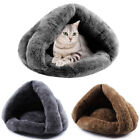 Cute Mat Igloo Soft Sleeping Cave Cat Bed House Pet Pad House Nest Dog Puppy Hot