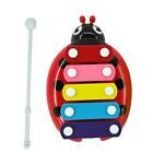 Colorful 5 Notes Xylophone Instrument Children Baby Preschool Party Funny