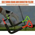 Warm-Up Exercise Golf Spinner, Swing Trainer Correct E6C4 Swing Wrong H8F0