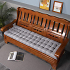 Garden Bench Cushion Soft Outdoor Furniture Swing Chair Long Seat Pad Home Offic