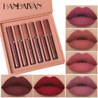 6pcs Matte Lipstick Set Waterproof Long Lasting Make Up Lipstick Beauty Cosmetic