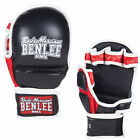 Benlee Handguards Mma Striker Boxing Gloves Mma Boxes Punch Real Leather