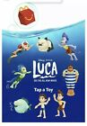 McDonald's LUCA Happy Meal toys 2021 Pick Your Own DISNEY PIXAR sealed bags!