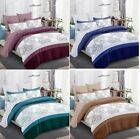 Shatex 3 Pieces All Season Bedding Sets Ultra Soft 100% Microfiber Polyester