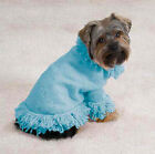Dog Stretch Knit Sweater Jacket Clothes AIR BLUE