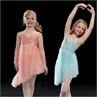 Thoughtful Moments Lyrical Dance Costume Child XS & Adult L & XL - Clearance