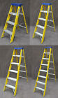 Titan Fibreglass Steps Stepladder EN131 CHOICE OF SIZE