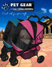 Pet Gear Dog Stroller Special Edition PG8250RB PG8250SG