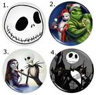 Nightmare Before Christmas lipstick/handbag MIRROR  NEW Gift Teens