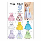 Butterick 3350  Sewing Pattern to MAKE  Pretty Bridesmaid Dresses w/ Variations