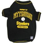 NFL Pittsburgh Steelers Pet Dog Game Tee Shirt (all sizes)