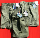BOY SCOUT UNIFORM SHORTS BRANDNEW, IRREGULARS BOYS SIZE 10, 16, 18
