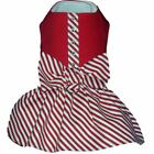 DOG CLOTHES CHRISTMAS HOLIDAY DRESS PEPPERMINT CHIHUAHUA YORKIE XS SM OR MED