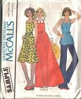Vintage McCall's Apron Sewing Pattern Uncut   Your Choice
