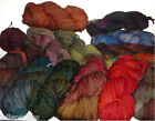 PRICE SLASHED 1 sk Araucania Toconao Multy  Handdyed Yarn