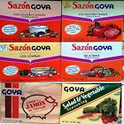 Saźon Goya Sazon A Unique Bouillon Seasoning Spice ~ Pick One
