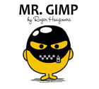 T-shirt  Uomo Ragazzo Mr Gimp Mr Men Collection by Roger Hargreaves