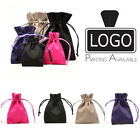 Luxury Suede/Velvet Jewellery Gift Pouches Jewellery Bag PRINTING AVAILABLE