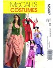 McCall's 5497 OOP  Sewing Pattern to MAKE Sexy Sassy Costumes/Fancy Dress
