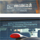 Advertise,Promote a Business,Company,Service,Club-Rear Window Sticker-Car,Van