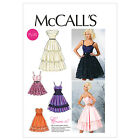 McCall's 6646 Prom/Evening Party Dress - Create It Mix & Match Sewing Pattern