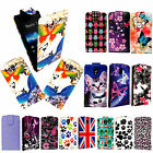 For Sony Xperia T Lt30i Lt30p Stylish Printed Leather Magnetic Flip Case Cover