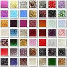 30g Seed Beads in 11/0 & 6/0 & Assorted - CHOOSE COLOUR & SIZE