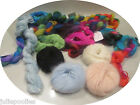 PRICE SLASHED 1 - 10g ball 100% pure angora yarn, handpainted & solid
