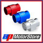 Alloy Water Temp Gauge Radiator Hose Sensor Adaptor Temperature - Size Colour