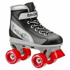 Roller Derby Firestar 500 Boys/Kids Quad Skates - Black/Red Size UK Junior 11+