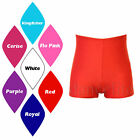 SALE! NEW SHORT HOTPANTS DANCE/DISCO/FREESTYLE  - ASSORTED COLOURS AND SIZES