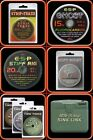 ESP HOOK LENGHTS. STIFF-SINK-GHOST-GHOST SOFT-TWO TONE-FLUOROCARBON  ALL SIZES
