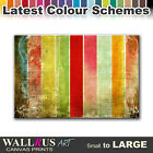 Stripes Funky ABSTRACT  Canvas Print Framed Photo Picture Wall Artwork WA