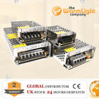 Dimmable 240V~110V - DC 12V/24V 1A 2A 5A 10A LED Driver Power Supply MR16 Strips