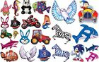 Mixed Helium Foil Balloon Supershapes Choose from 60 Designs SECTION 2
