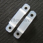 Silicon Clip for Fixing 8mm 10mm 3528 5050 5630 LED Strip RGB 20 50 100 200 500
